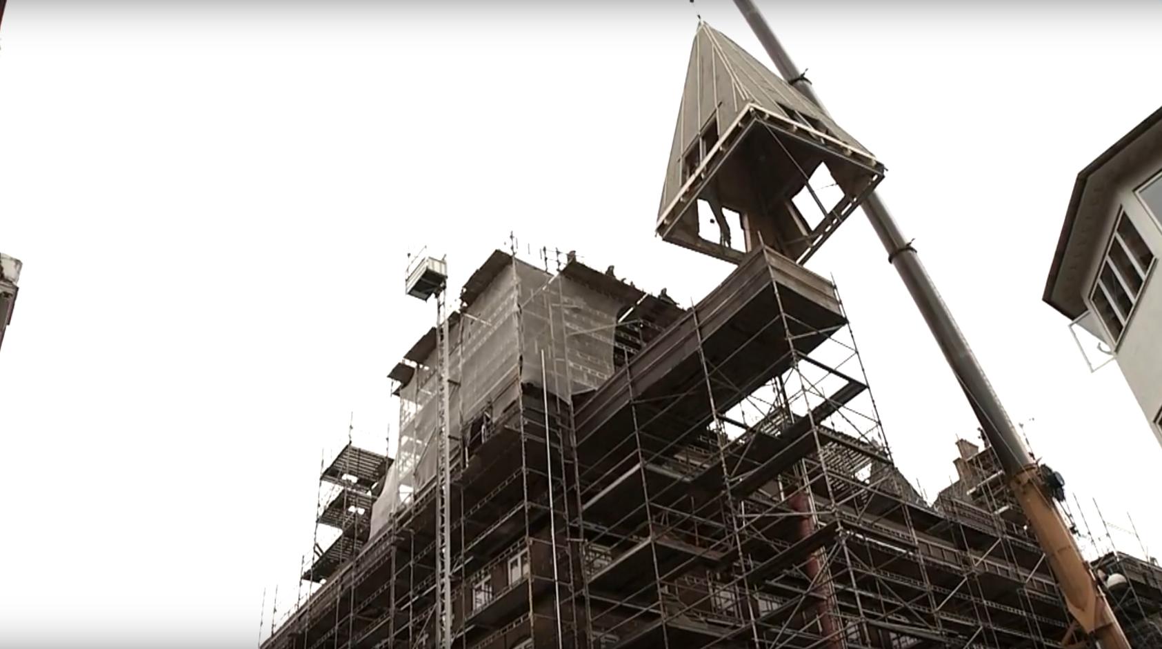 Bevaringsfonden for fæstningsbyen Fredericia takker af efter seks år