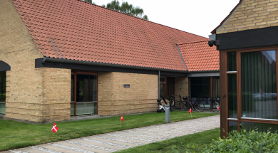 kirkernes hus