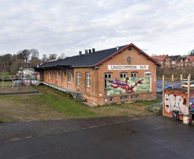 Fredericia Kommune Ungdommens Hus