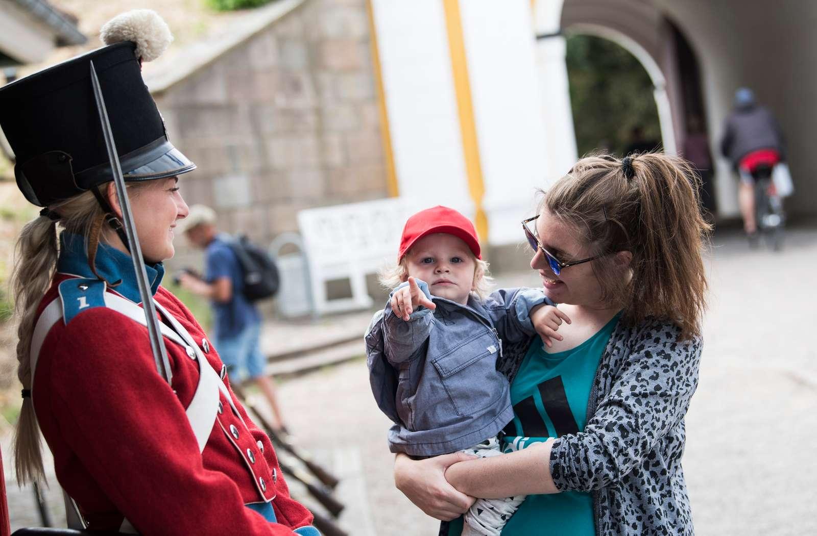 Få overblikket: Børnenes 6. Juli-Dage i Fredericia