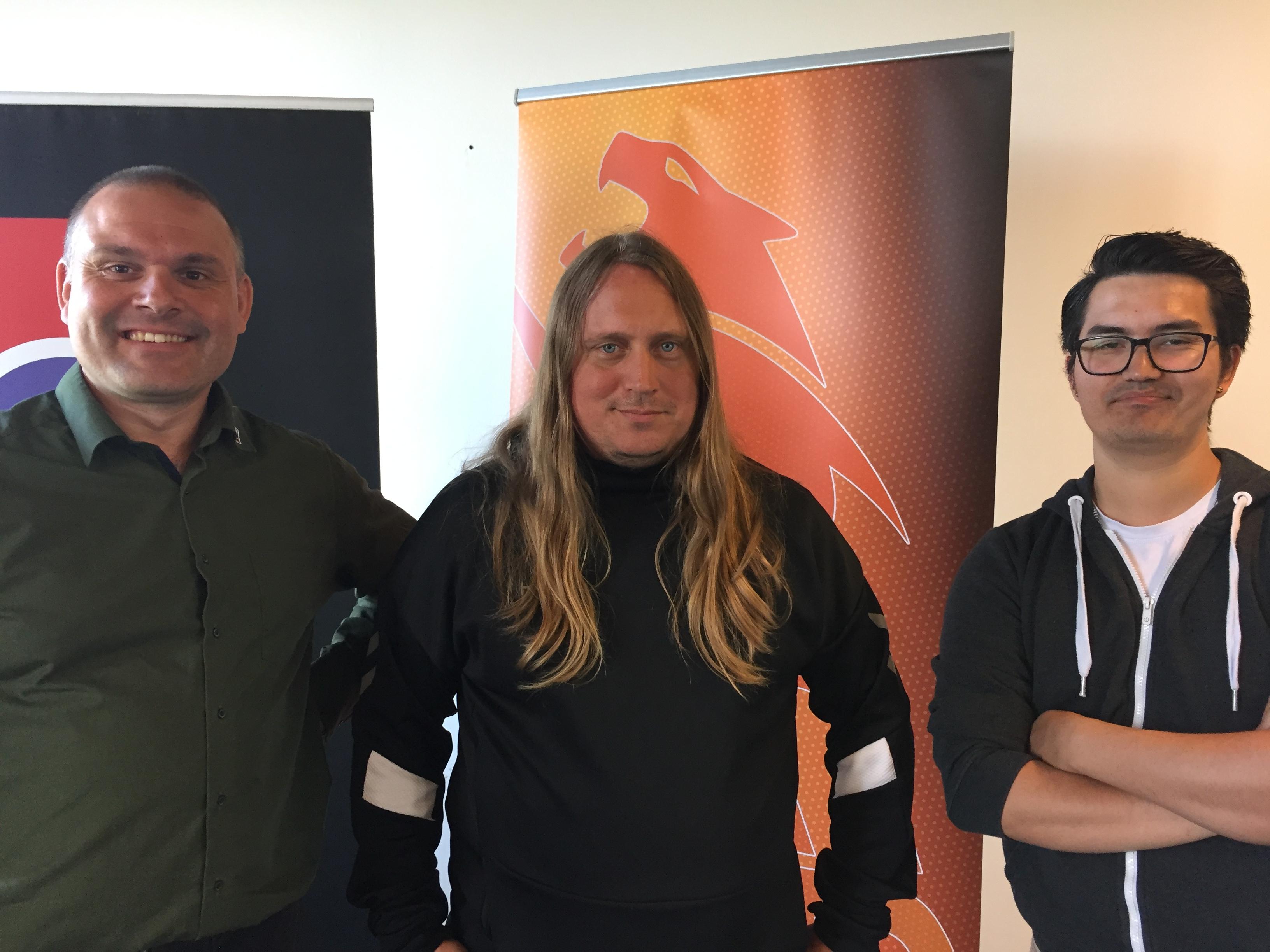SE VIDEO : Fredericia E-sport rykker ind på Bülows Kaserne
