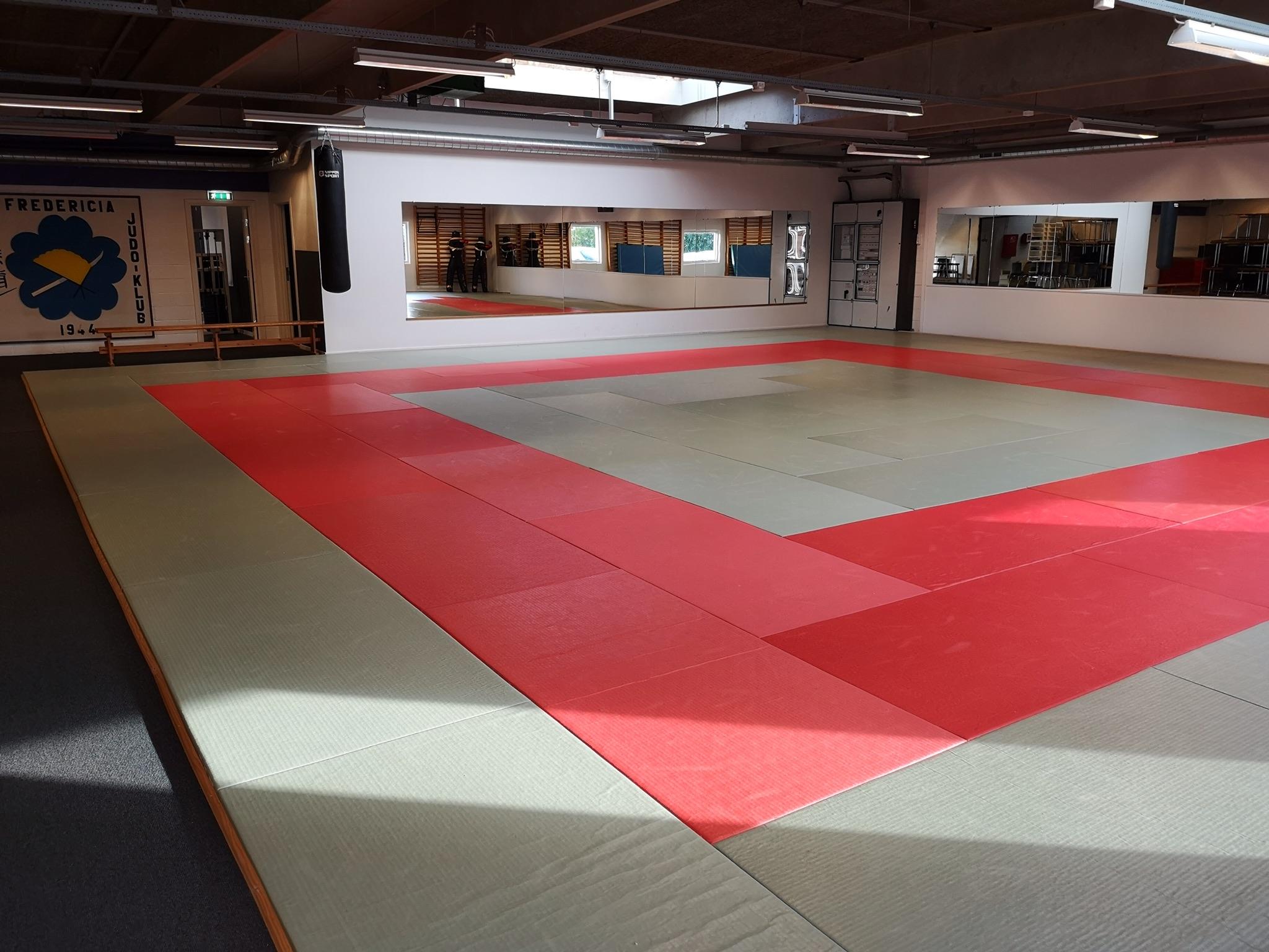 Judo og ju-jutsuklub glæder sig til sæsonstart i nye lokaler med nye tilbud