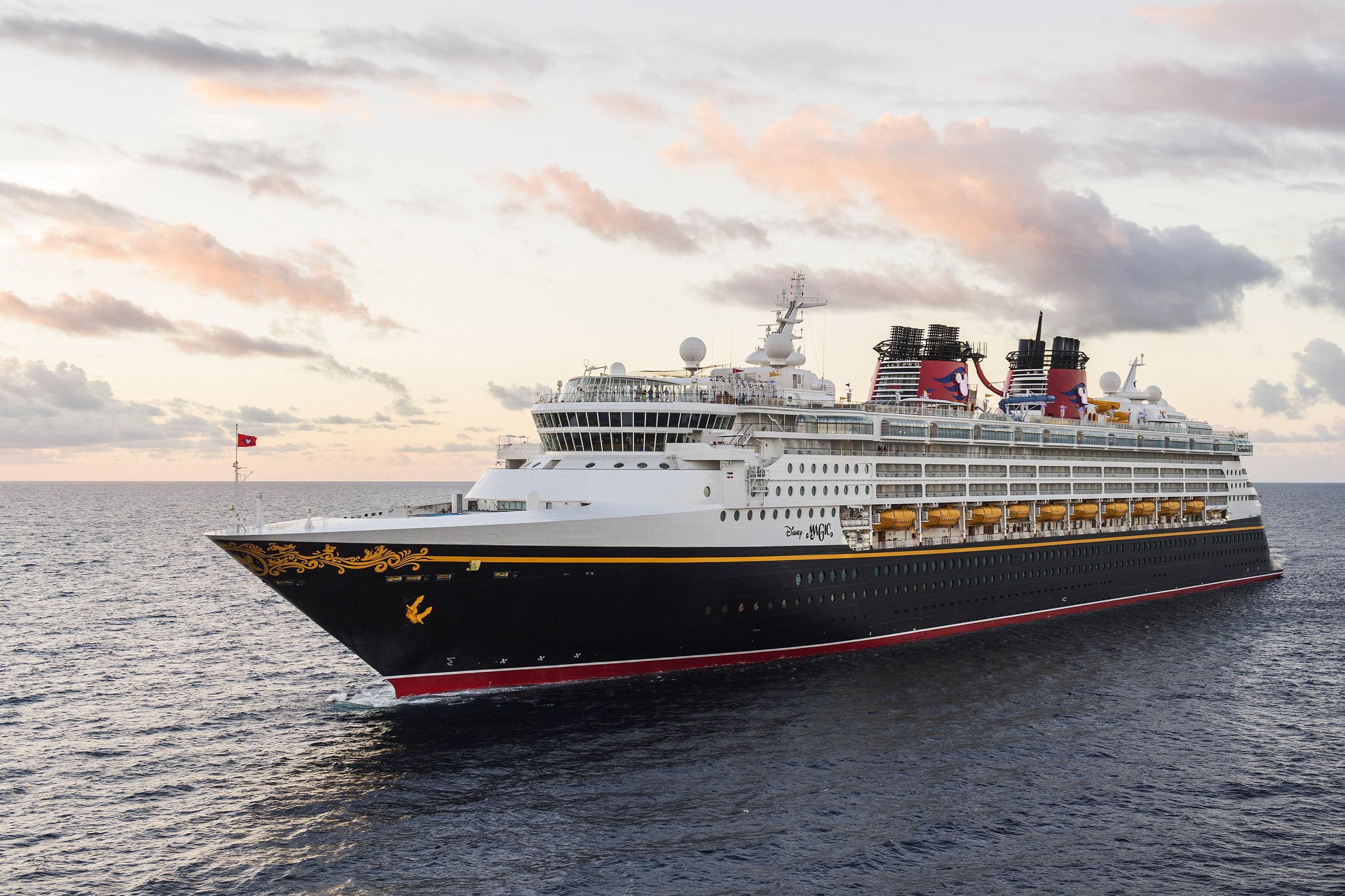 Populært Disney-skib anløber for første gang en dansk havn uden for København