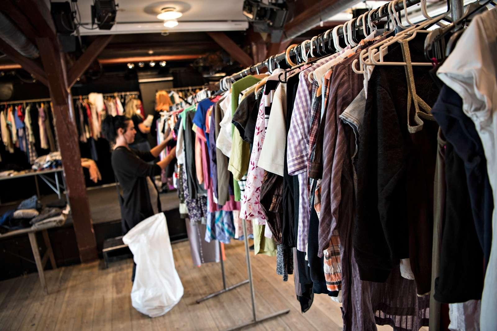 Få inspiration til at mindske madspild på årets tøjbyttemarked
