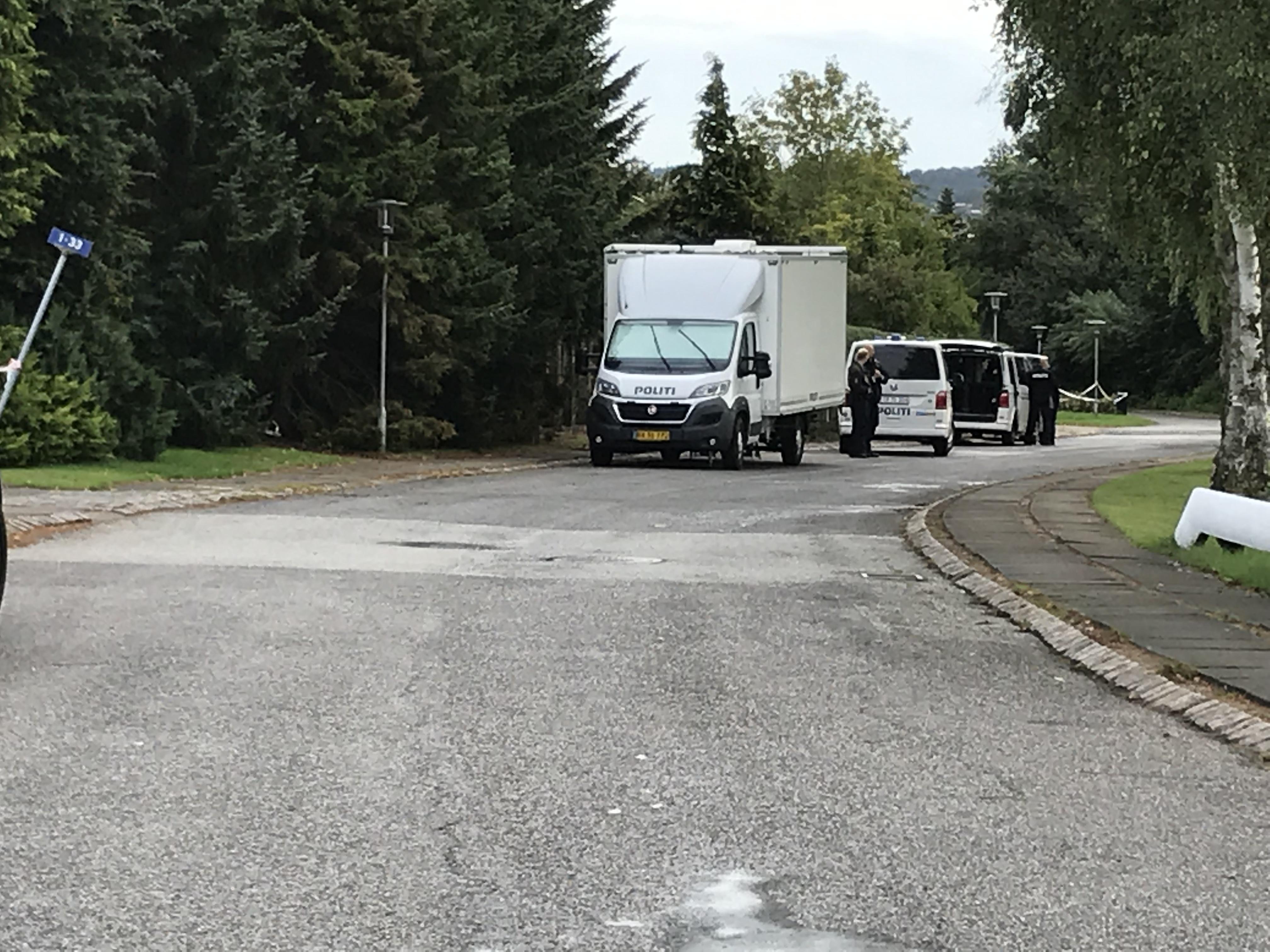 Vidner søges i forbindelse med dødsfald i Erritsø