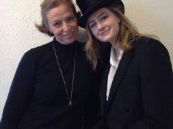 Charlotte og Julie