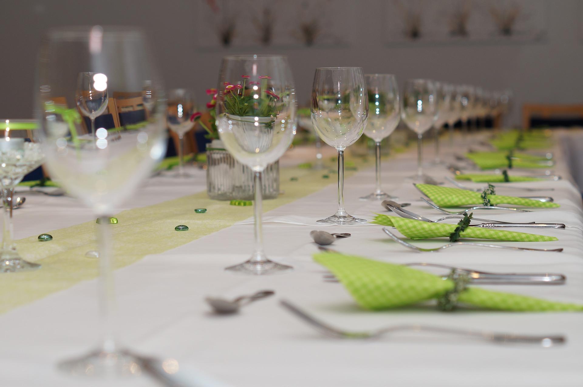 Kommunen inviterer nye borgere til fællesspisning