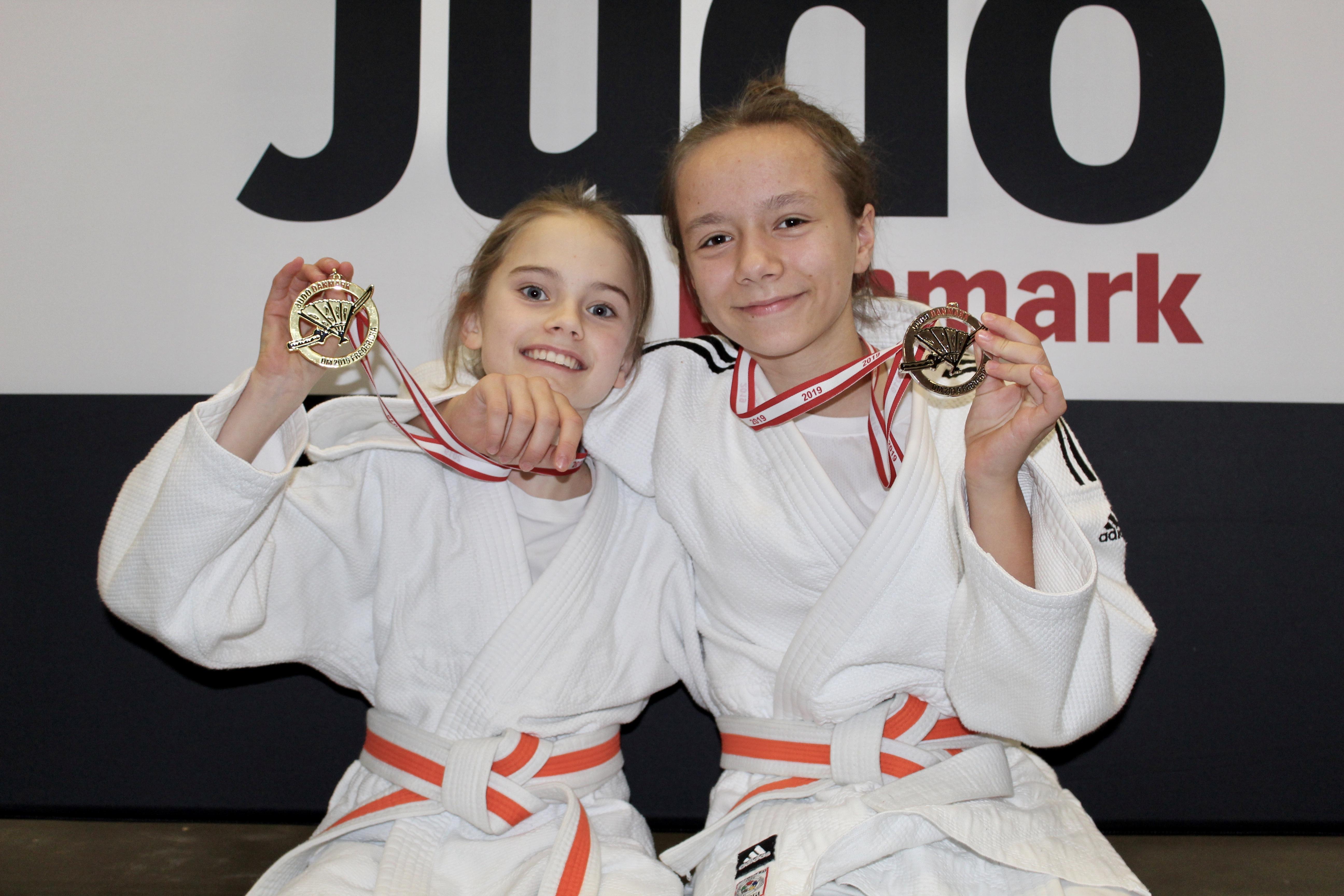 Fem lokale kæmpere fik guld – blev Danmarksmestre