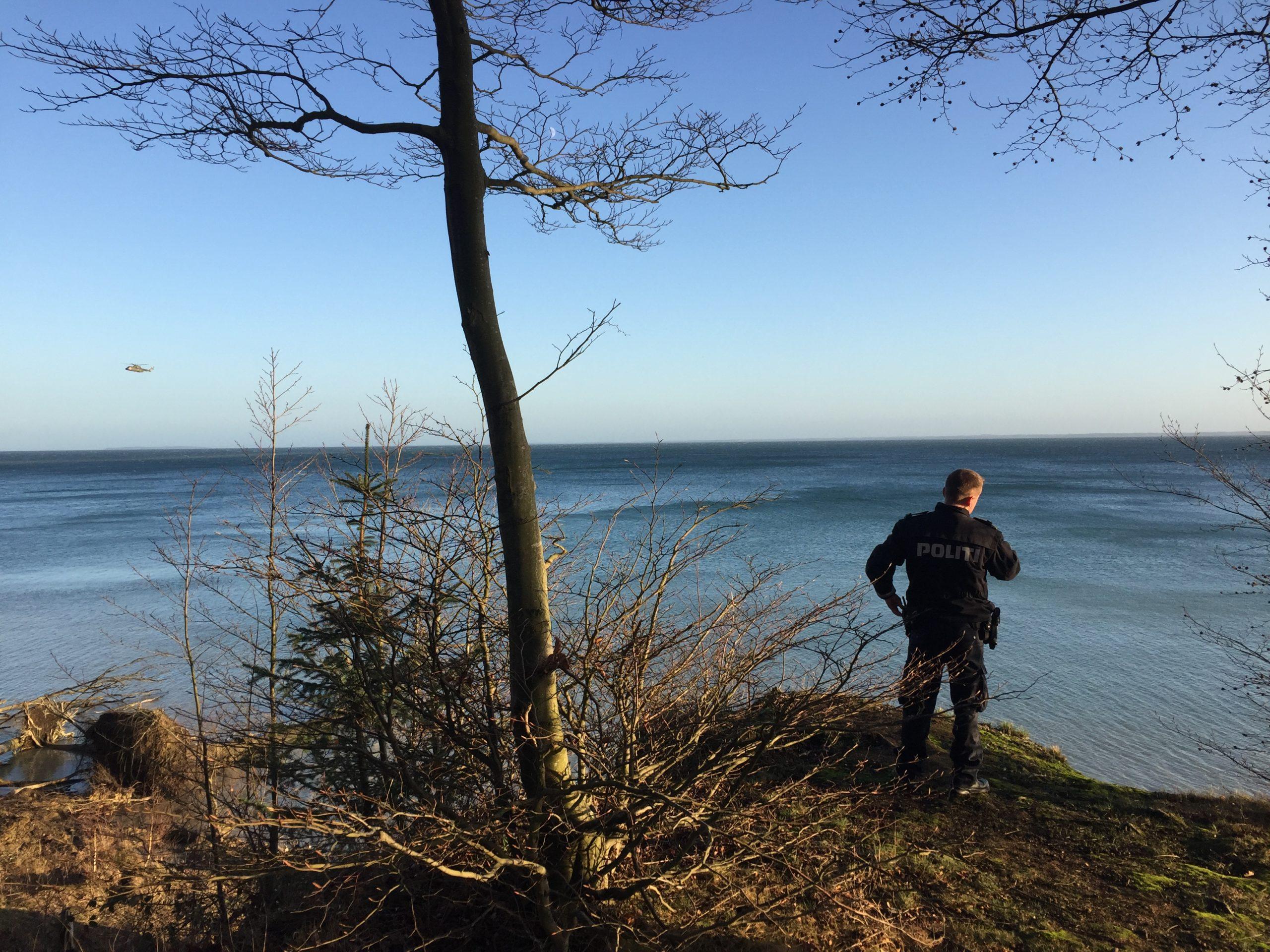 Efter eftersøgning på Trelde Næs : 33-årig kvinde savnes