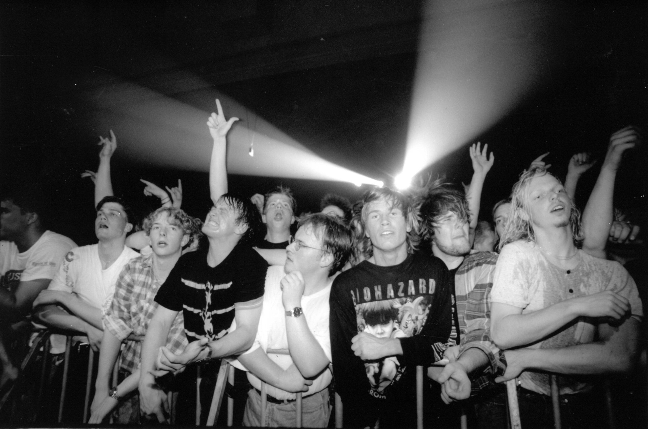 Udstillingsreception: Mit livs koncert i Fredericia