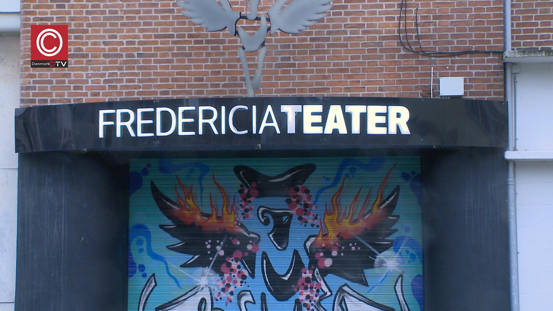 Se tv-indslag: Fredericia Teater har blodrøde tal – underskud på mange millioner