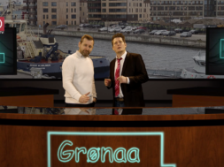 Grønaa – tind