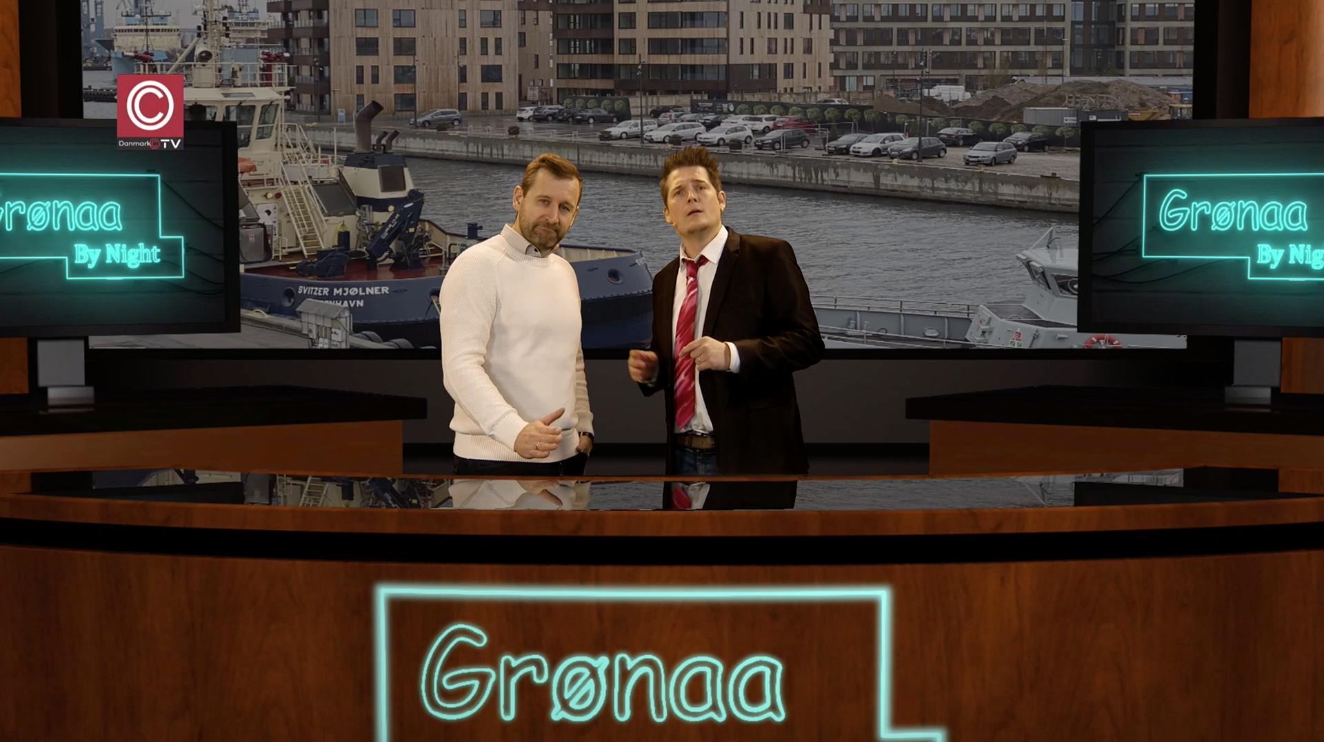 """Se ugens gæst i """"Grønaa By Night"""" : Peder Tind"""