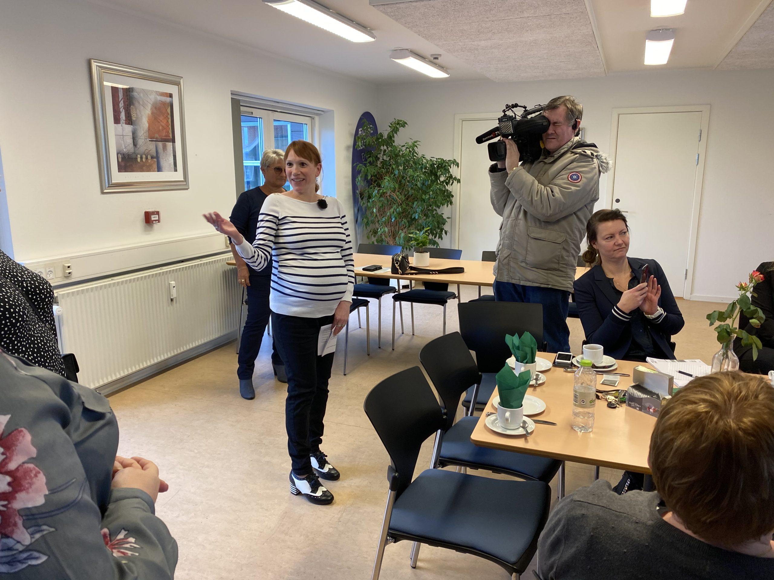 Aase Lisbeth Bentzen kåret som årets praktikvejleder