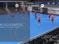 SGI Esbjerg – FHK2