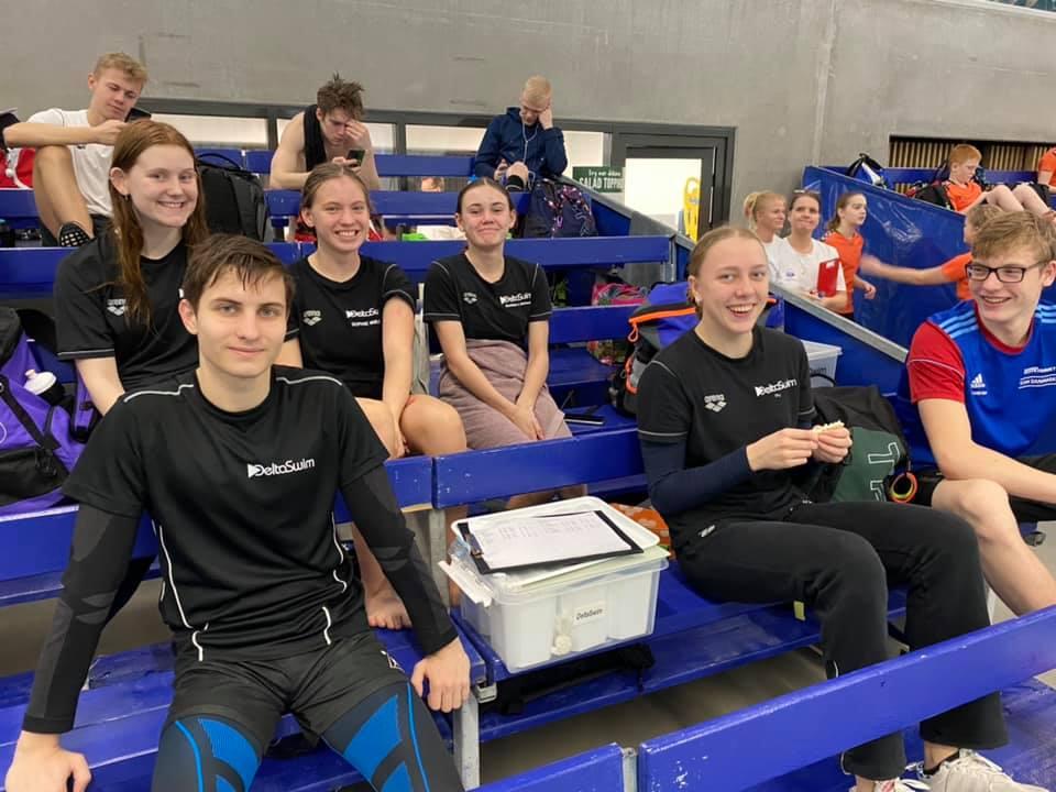 DeltaSwim deltog i Vejle Swim Cup