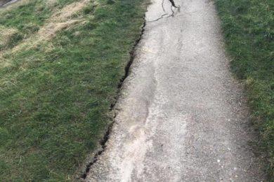 Jordskred bülows