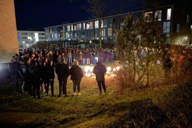 mindesamvær i korskærparken