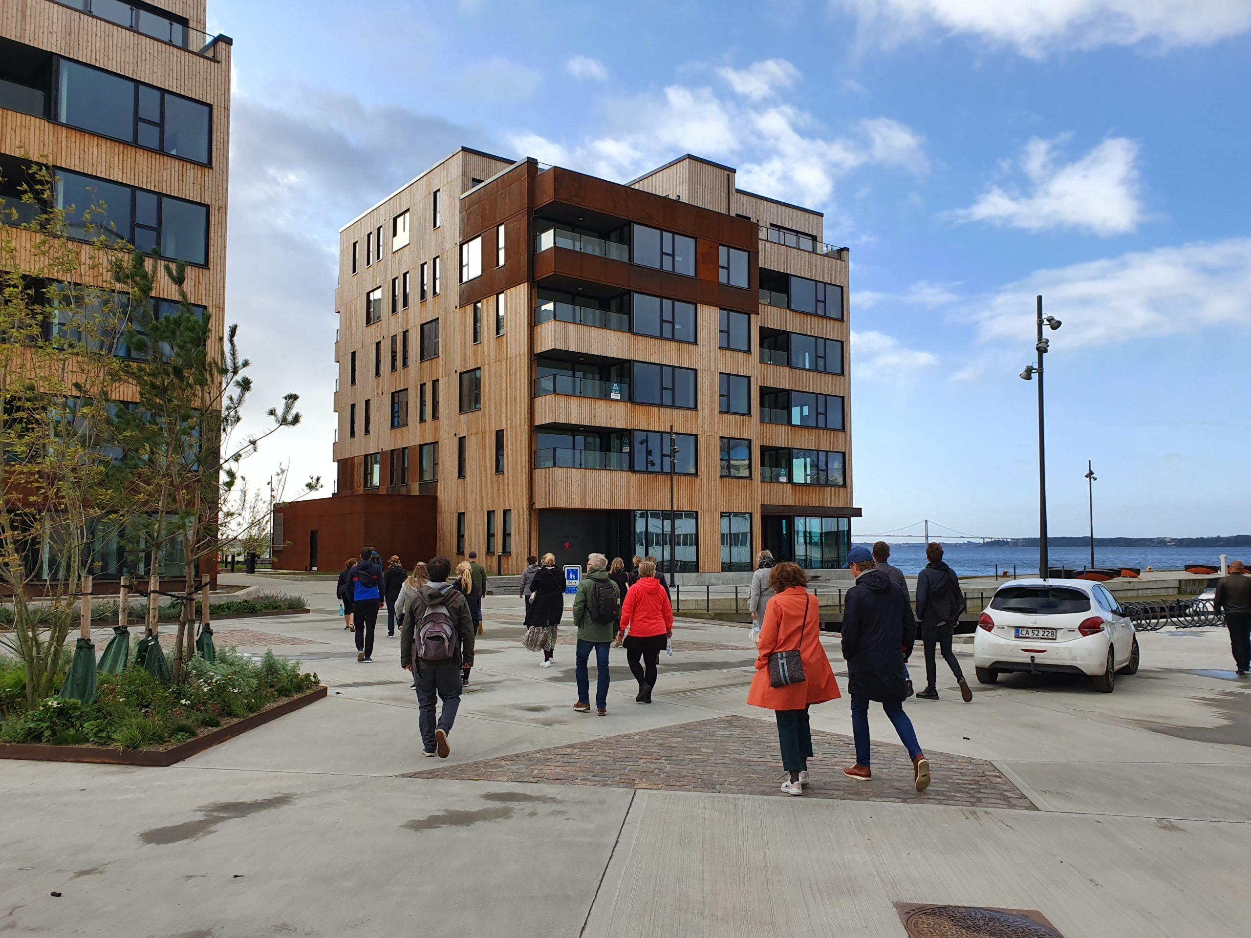 Næste borgerdialogmøde: Træd ind i fremtidens  boliger