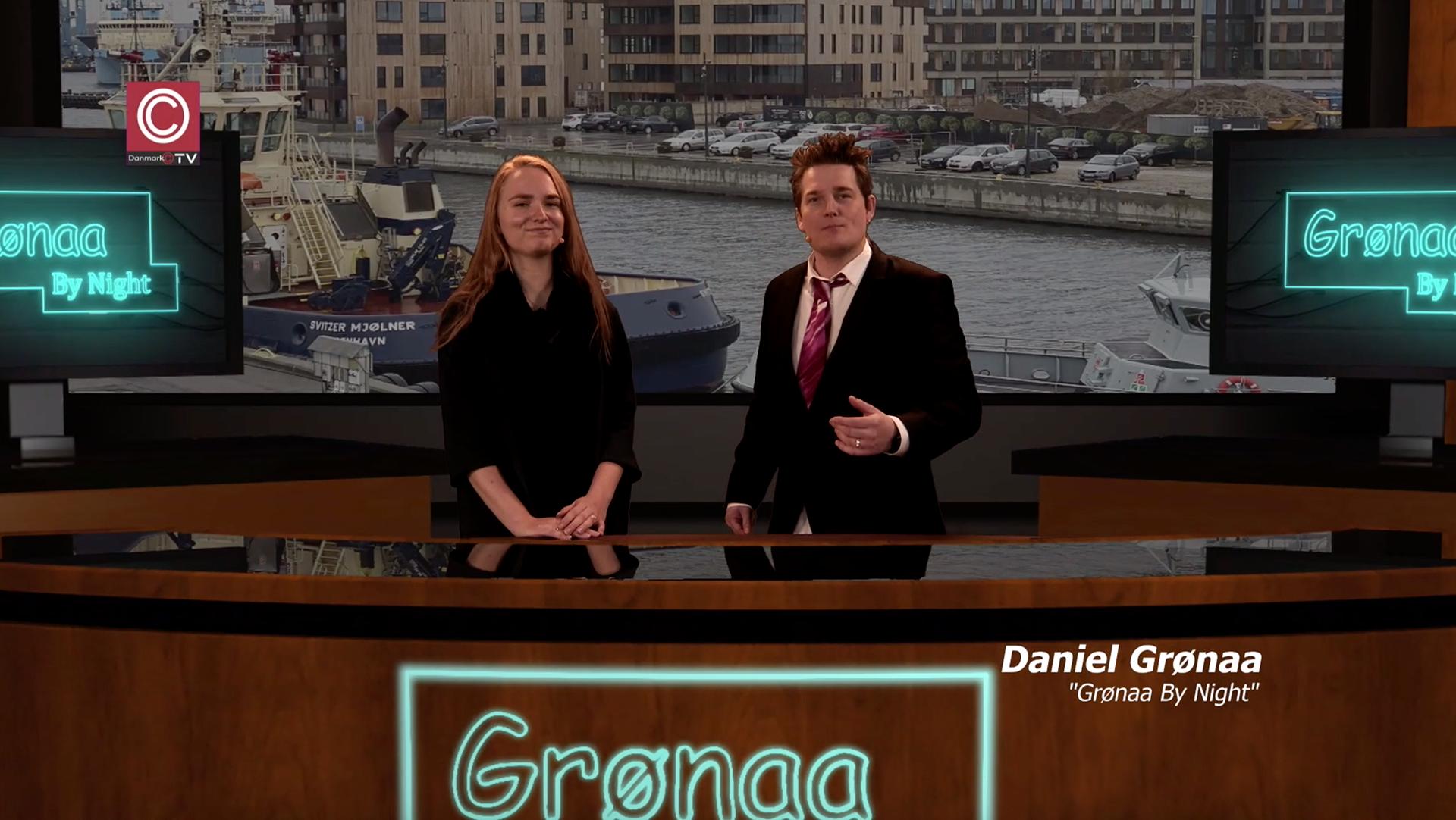 """""""Grønaa By Night"""": Ugens gæst – Elisabeth Adriansen fra Peer-partnerskab"""