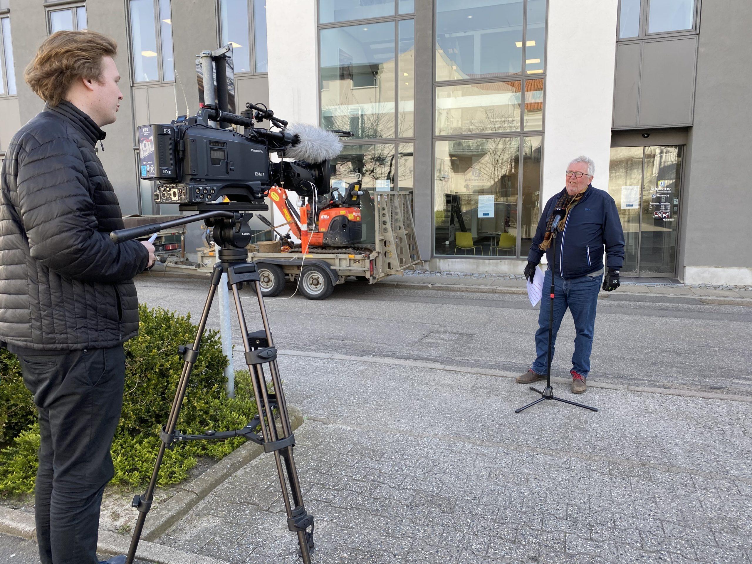 DanmarkC TV – Bringer friske nyheder – også i krisetid