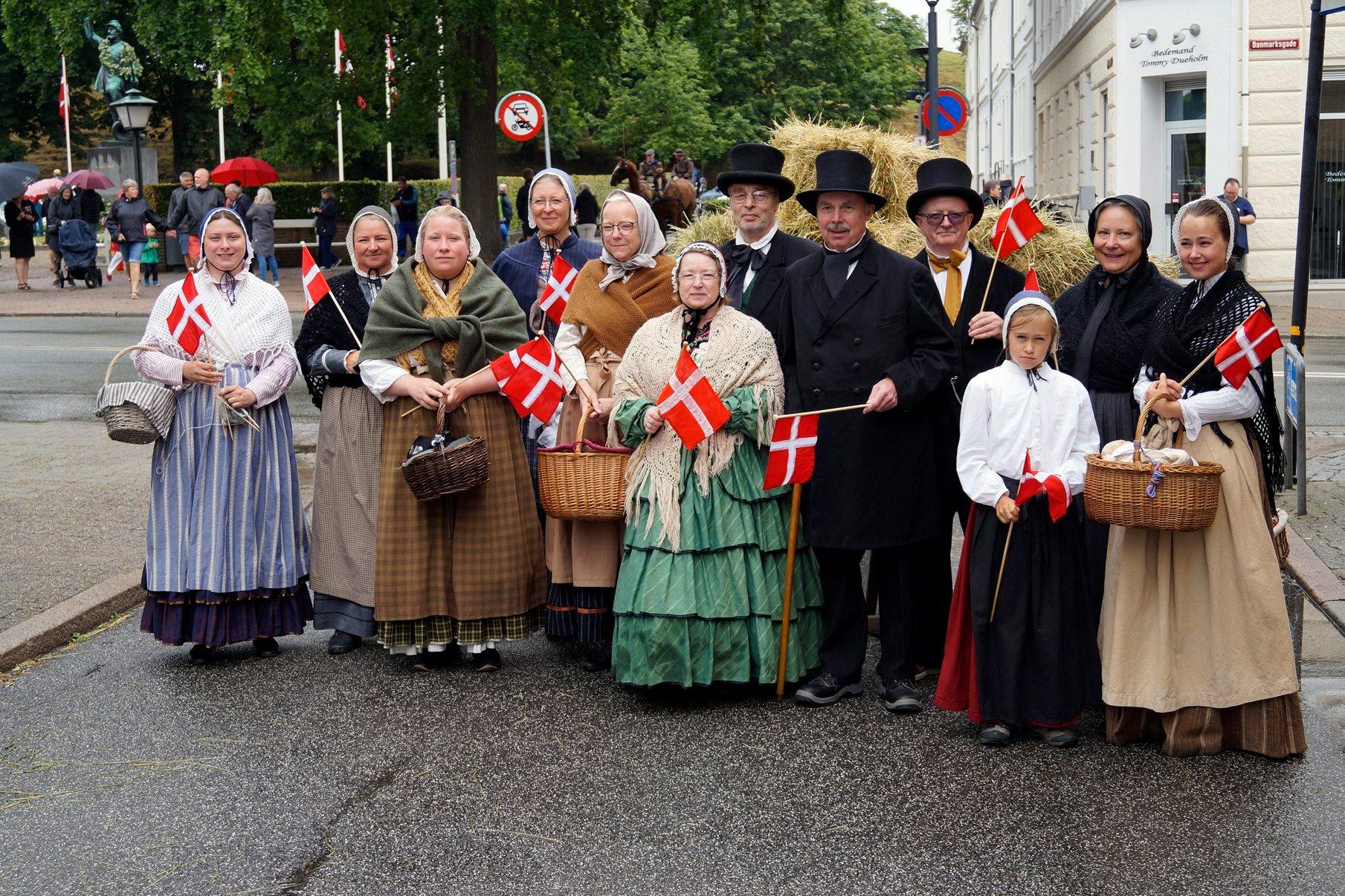 AFLYST: Borger 1849 søger nye deltagere. Vil du være med?
