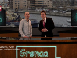 Grønaa By Night – Anders Friche