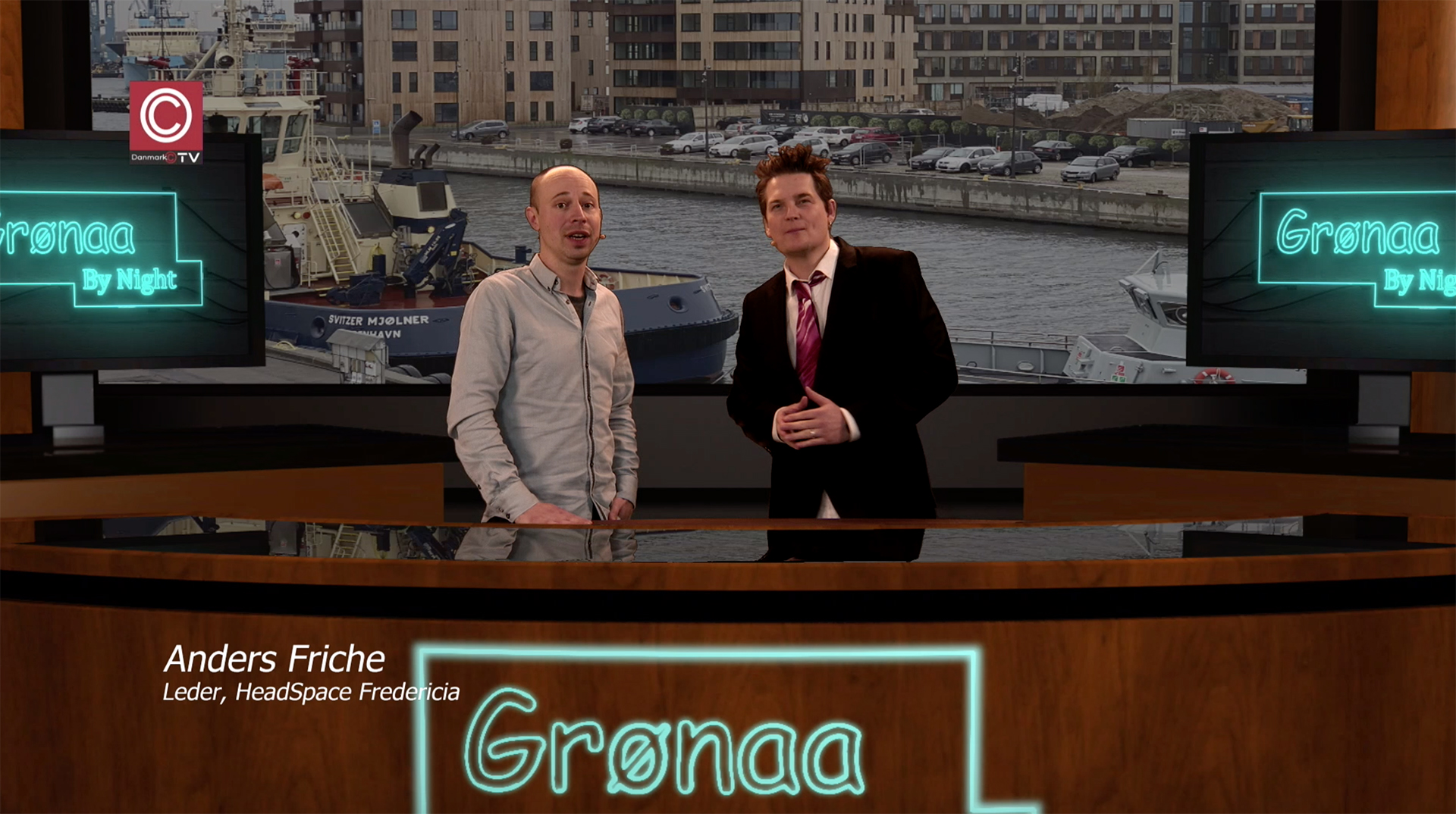 """Ugens gæst i Grønaa By Night – """"Anders Friche"""" fra Headspace"""
