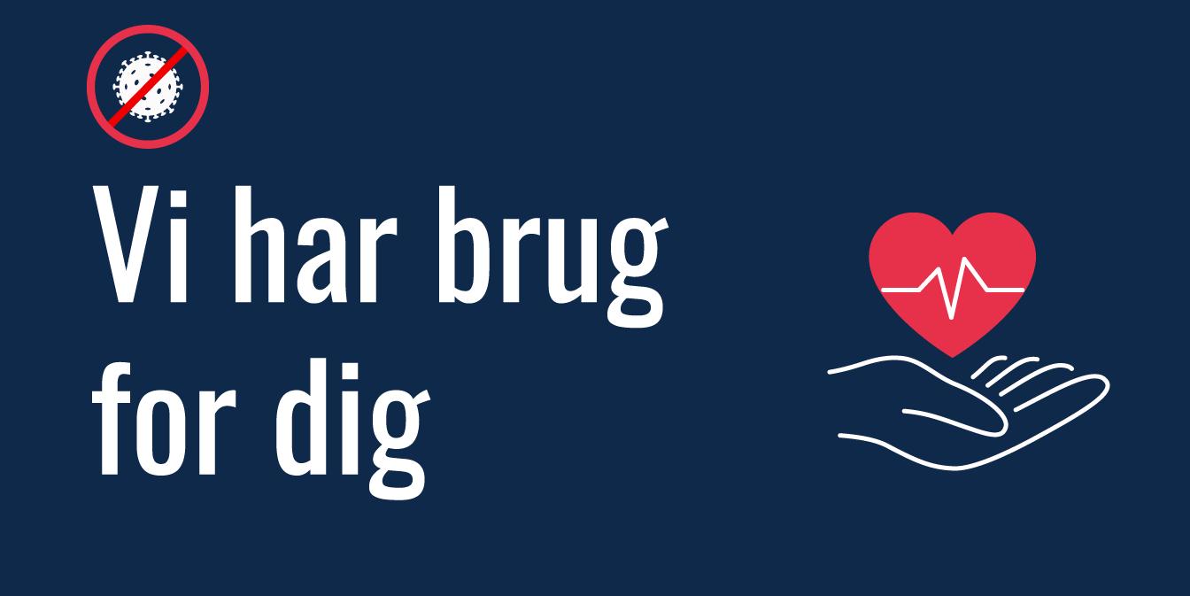 Fredericia Kommune – Vi har brug for dig!