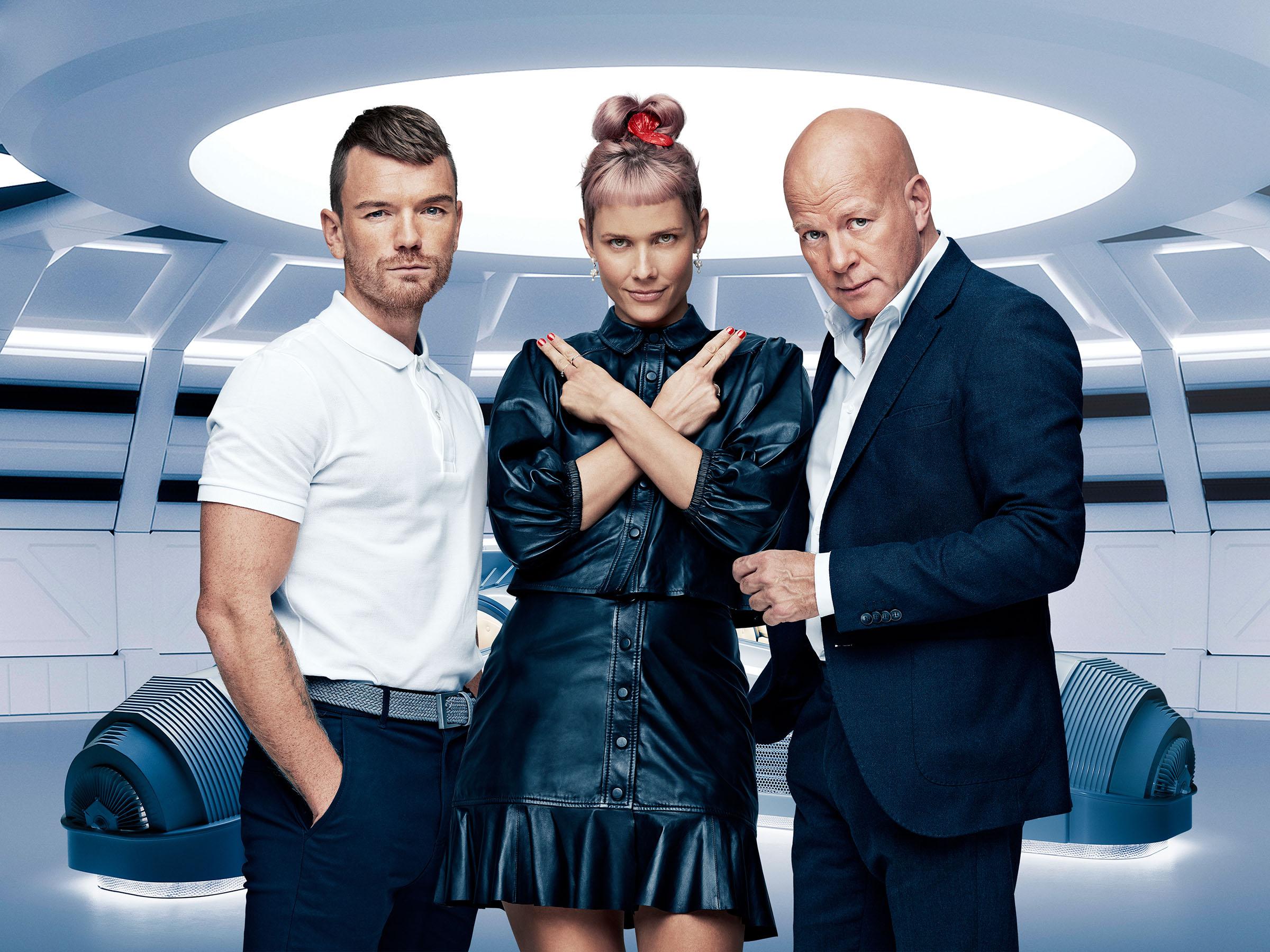 X Factor ramt af Corona virus