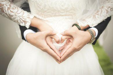 Bryllup vielser kirke