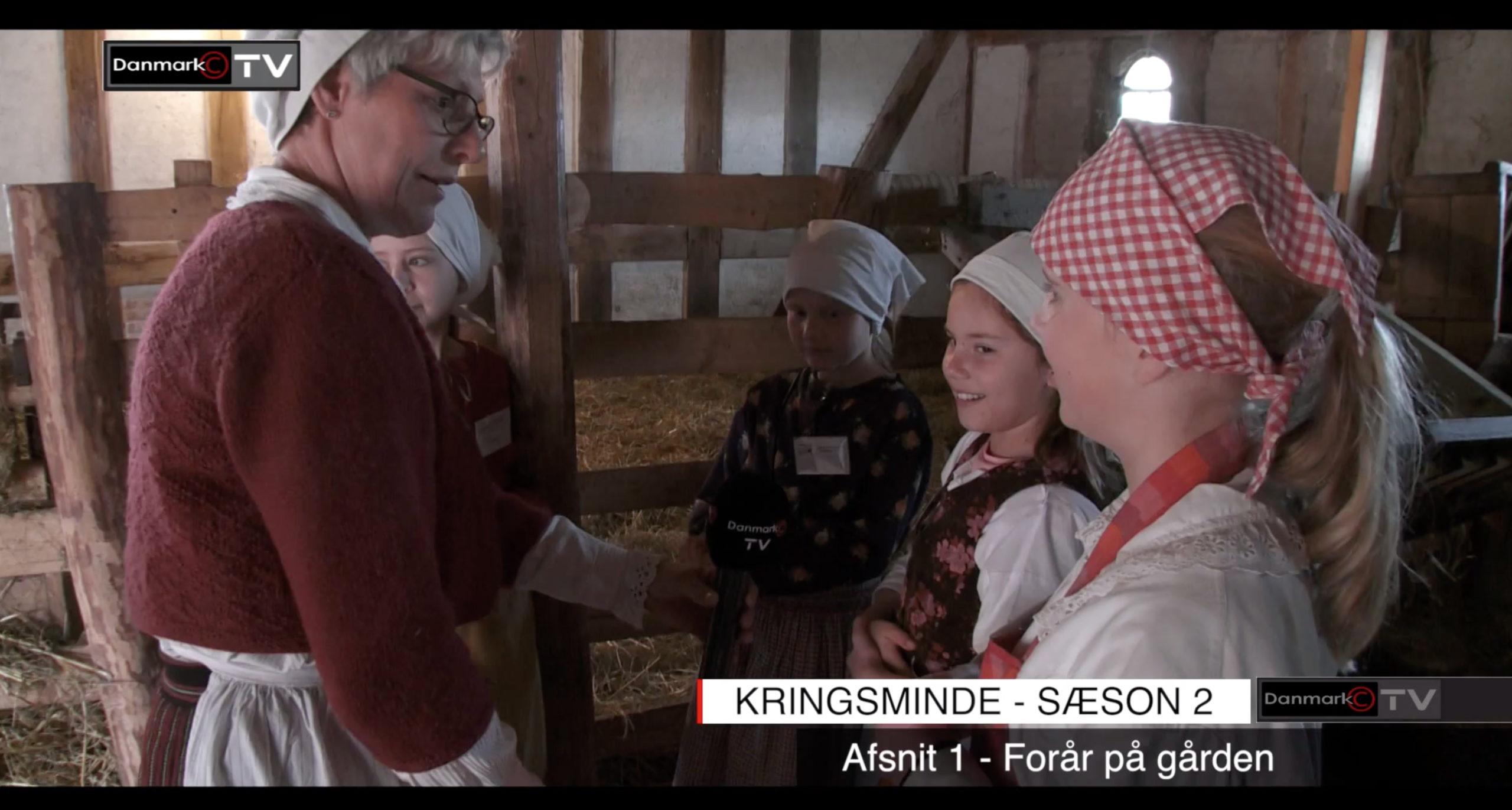 """""""Kringsminde"""": Kom med til forårets forberedelser på museumsgården Kringsminde"""