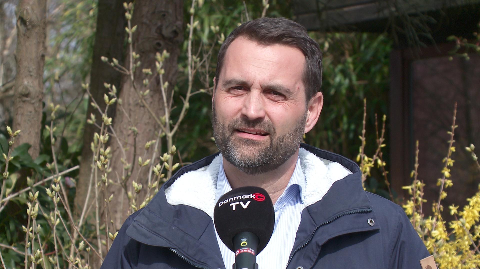 Magnus te Pas er konstitueret direktør på Børne- og ungeområdet