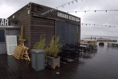 urbania beach bar