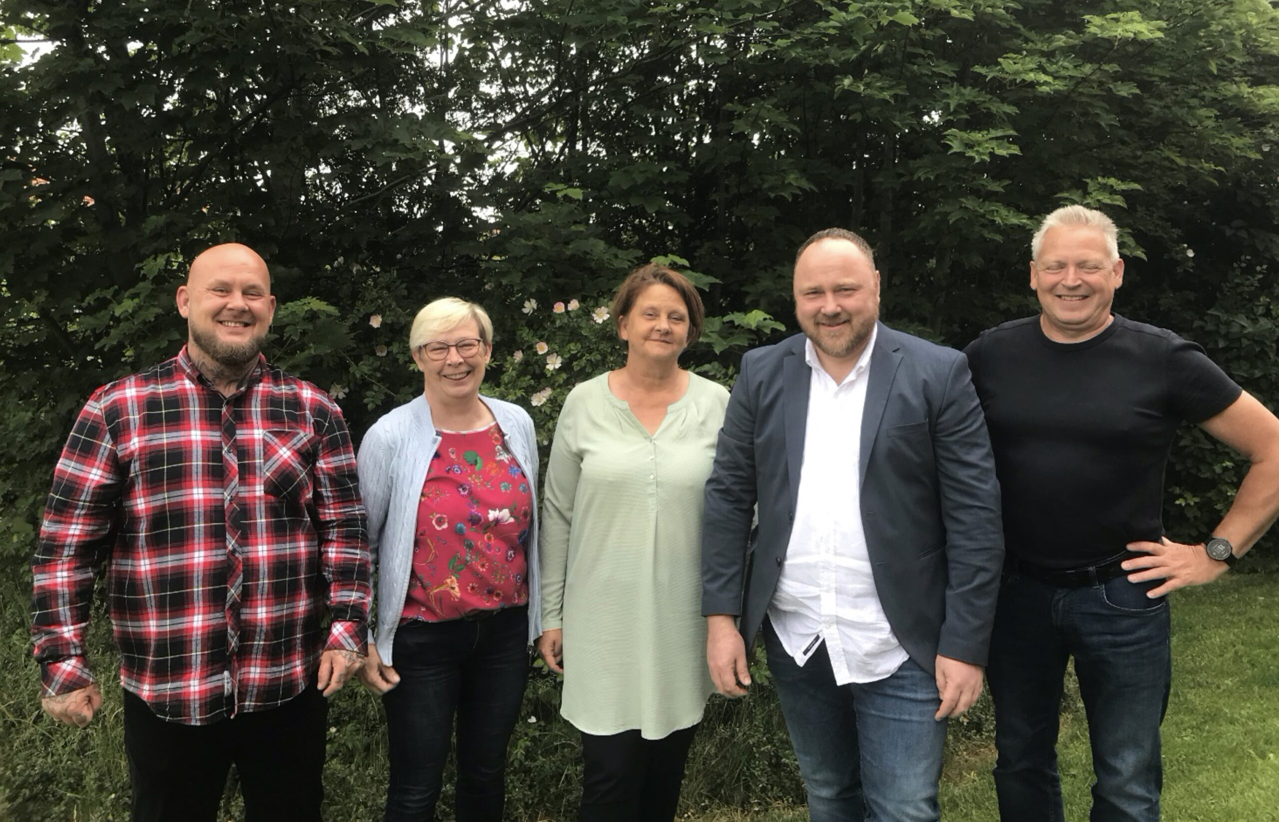 SF Fredericia har valgt spidskandidat, – og kandidater til næste års byrådsvalg