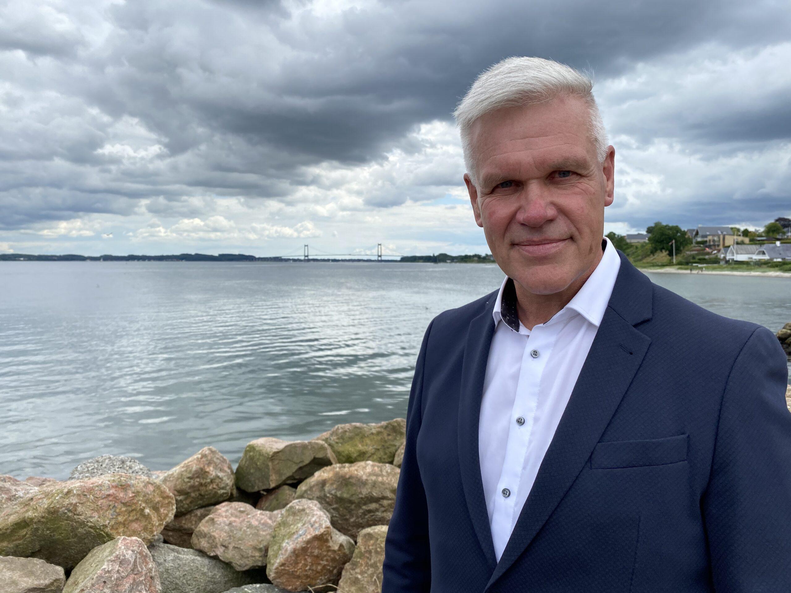 Nye Borgerlige siger nej tak til en ny Lillebæltsbro hen over hovederne på borgerne i Middelfart og Fredericia