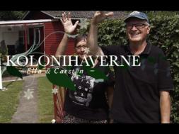 Kolonihaverne – Ella og carsten