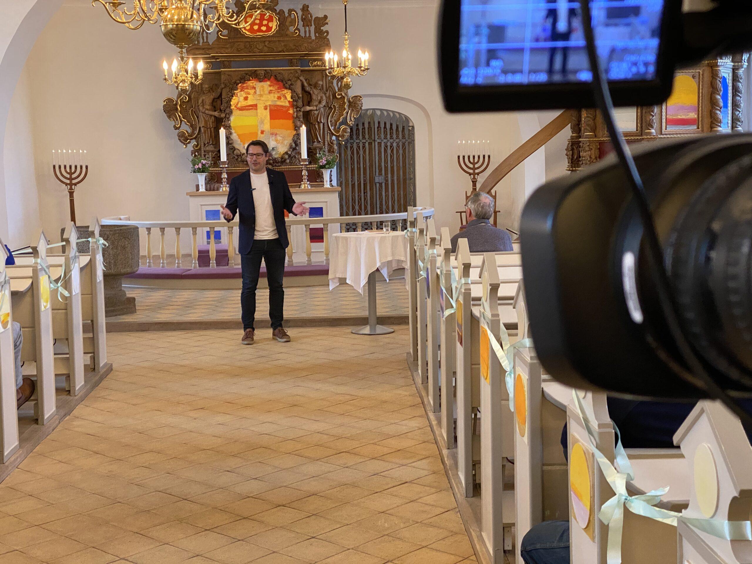 Taulov kirke fejrer 850-års jubilæum – foredrag om kirkernes historie