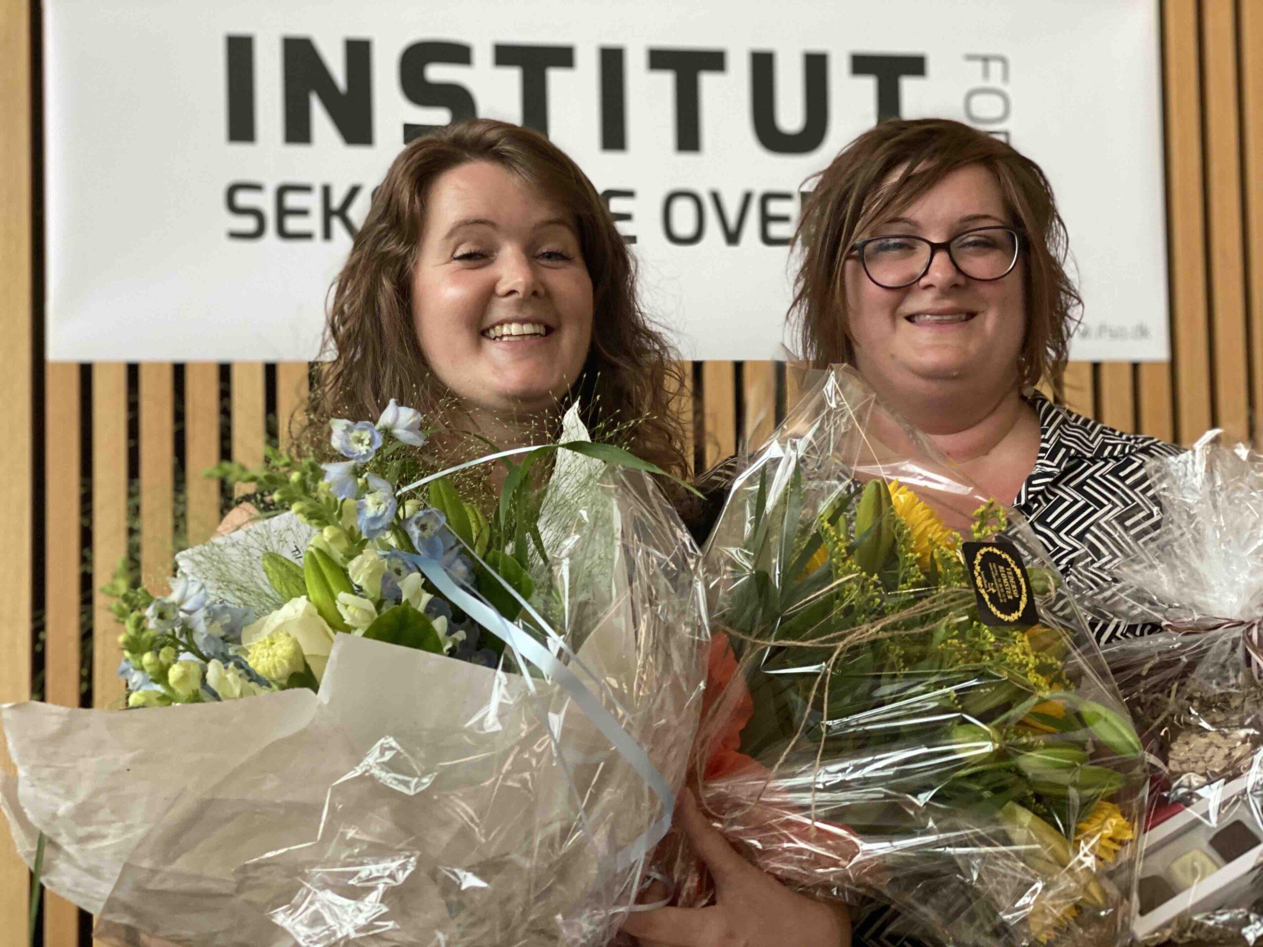Institut for Seksuelle Overgreb bød velkommen i Sundhedshuset