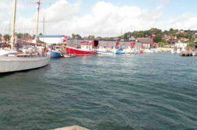skærbæk havn