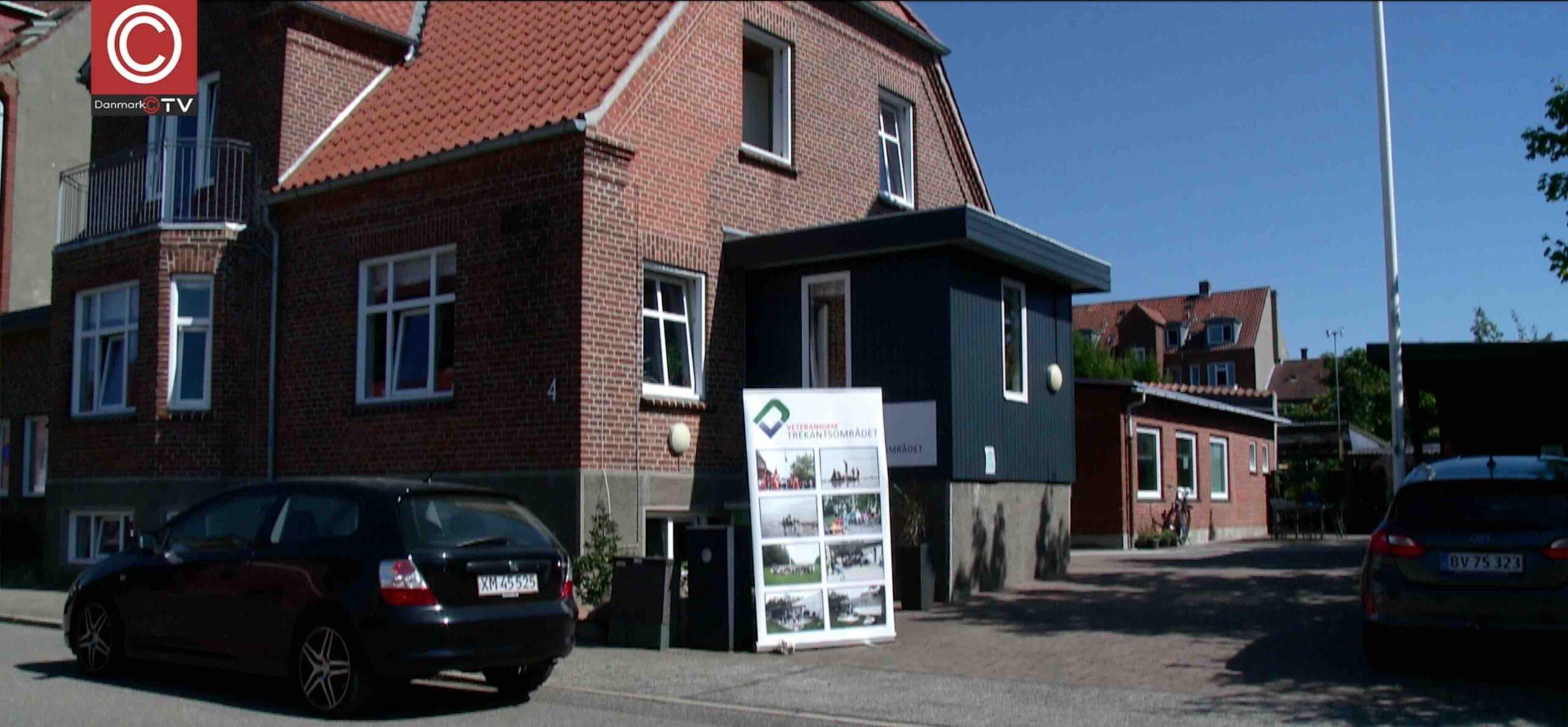 Tag med DanmarkC TV på besøg hos Veteranhjemmet!