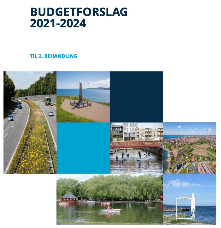SE DIREKTE: Byrådet præsenterer budgetforlig 2021!