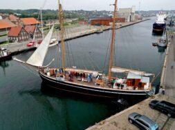 SF træbåd