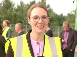 Lea Wermelin Miljøminister