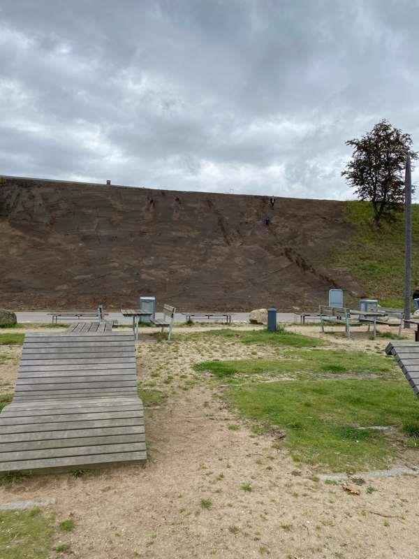 Nyreetableret område ved Østervold udsat for skadelig brug