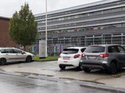 Kirstinebjergskolen Høgevej