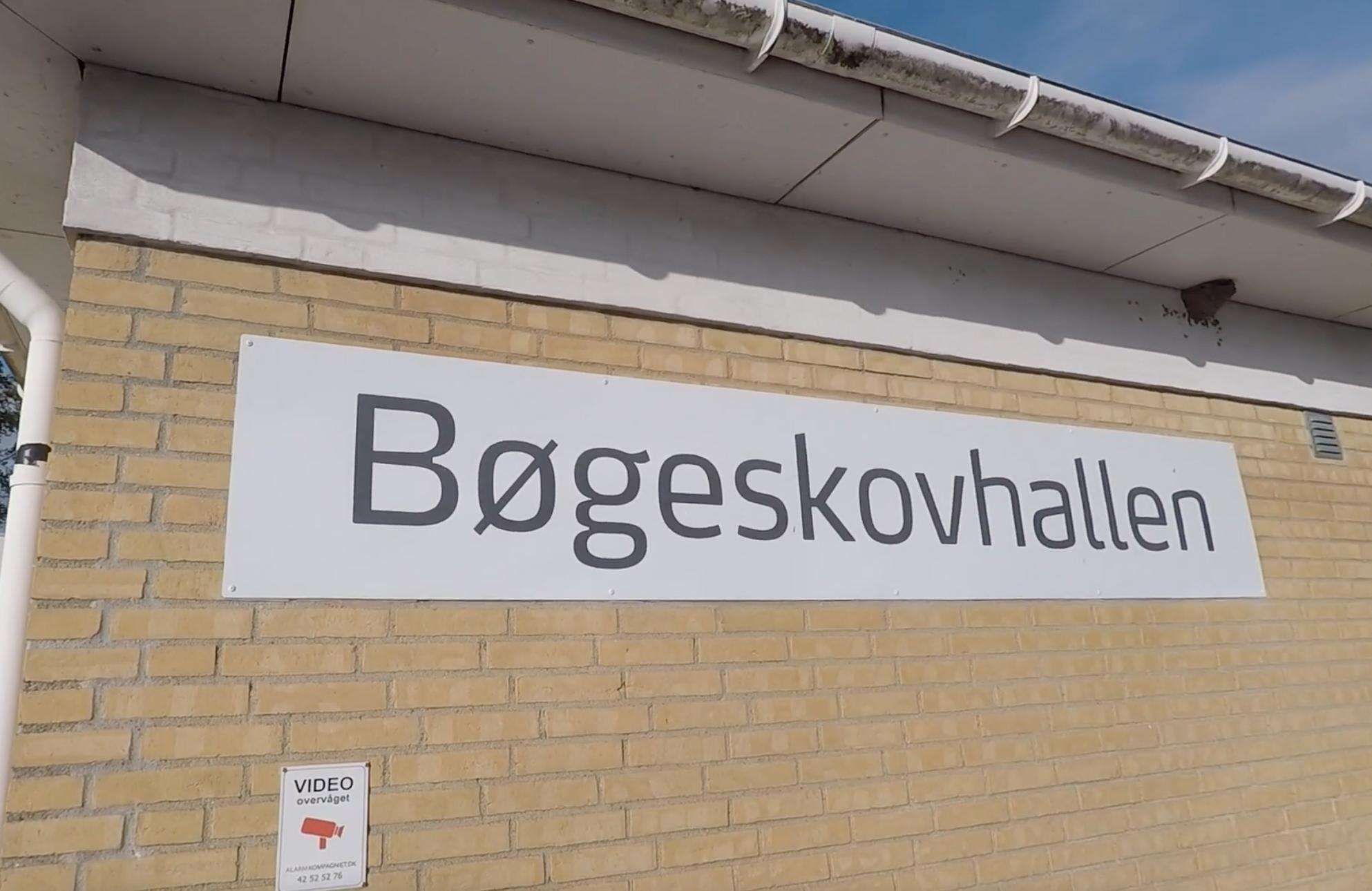 Ny multibane til hele Bøgeskov