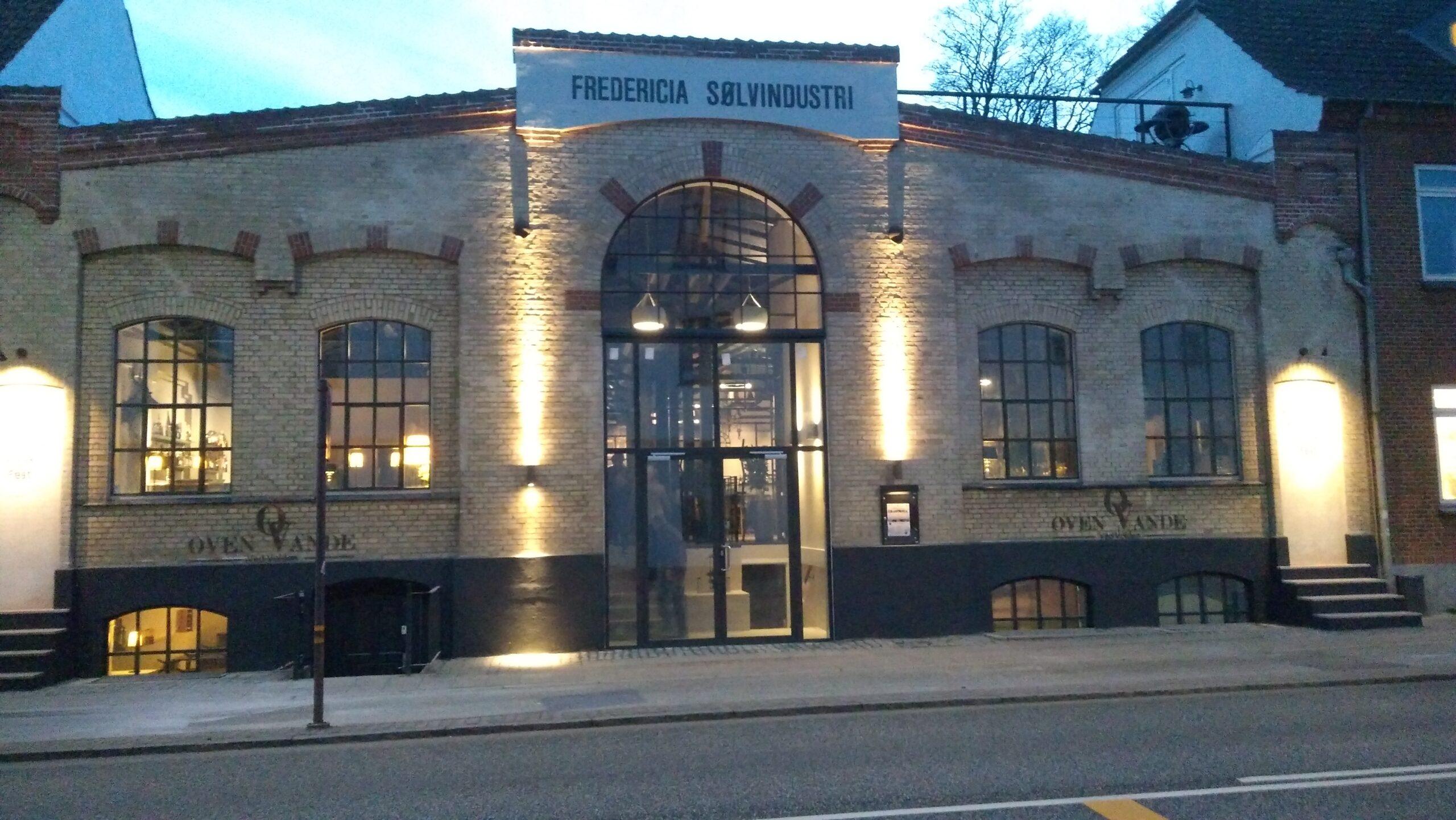 Fredericia hyldede arkitekturen