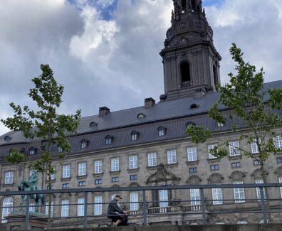 Folketing christiansborg Borgen