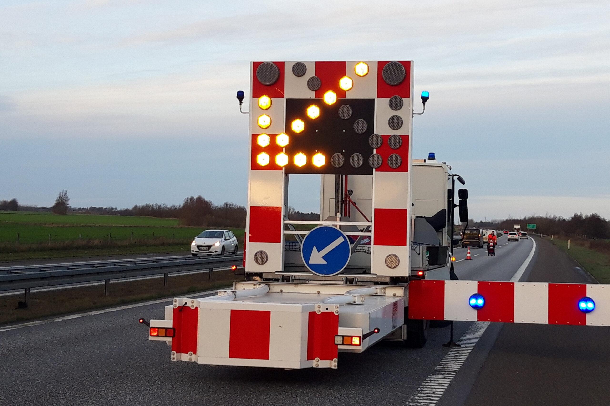 Bedre beskyttelse af indsatspersonale på vejen hurtigere end ventet